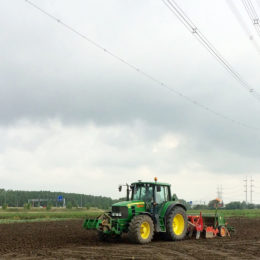 Clean-up Tennet tracé, Beverwijk