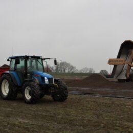 Crëeren verharde ondergrond, Oude Zeug, Wieringermeer